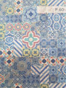 Cortiça Azulejo e Português P60