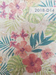 Cortiça Floral 2018-D14