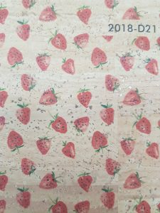 Cortiça Floral 2018-D21