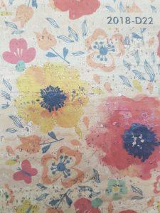 Cortiça Floral 2018-D22