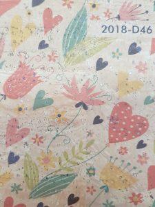 Cortiça Floral 2018-D46