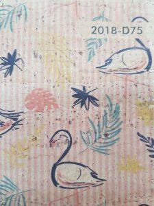 Cortiça Floral 2018-D75
